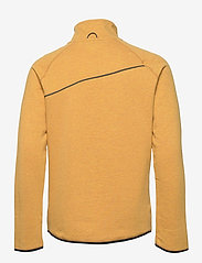 Klättermusen - Falen Crew M's - basic-sweatshirts - honey - 1