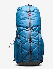 Klättermusen - Raido Backpack 55L - sportstasker - blue sapphire - 0