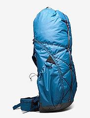 Klättermusen - Raido Backpack 55L - sportstasker - blue sapphire - 2