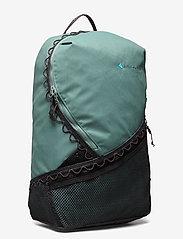 Klättermusen - Wunja Backpack 21L - sportstasker - brush green - 2