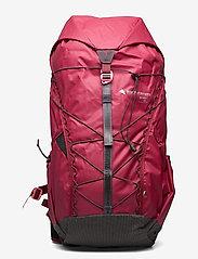 Klättermusen - Brimer Backpack 24L - sportstasker - burnt russet - 0