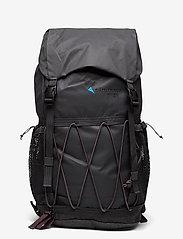 Klättermusen - Delling  Backpack 25L - sacs a dos - raven - 0