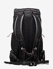 Klättermusen - Delling  Backpack 25L - sacs a dos - raven - 1