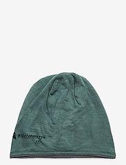 Klättermusen - Eir Beanie - bonnet - brush green-grey melange - 0