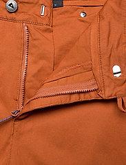 Klättermusen - Gefjon Pants M's - outdoorbukser - rust - 4
