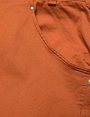 Klättermusen - Gefjon Pants M's - outdoorbukser - rust - 5