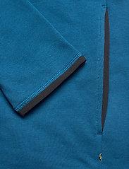 Klättermusen - Falen Zip M's - basic-sweatshirts - blue sapphire - 3