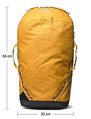 Klättermusen - Glitner Duffelbag 40L - træningstasker - honey - 4