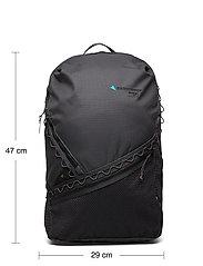 Klättermusen - Wunja Backpack 21L - sportstasker - raven - 4
