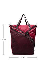 Klättermusen - Urur Bag 23L - sacs a dos - burnt russet raven - 4