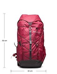 Klättermusen - Brimer Backpack 24L - sportstasker - burnt russet - 4