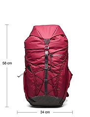 Klättermusen - Brimer Backpack 32L - sportstasker - burnt russet - 4