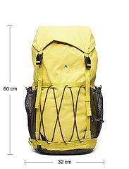 Klättermusen - Delling  Backpack 30L - sportstasker - dusty yellow - 4