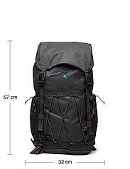 Klättermusen - Delling  Backpack 25L - sacs a dos - raven - 4