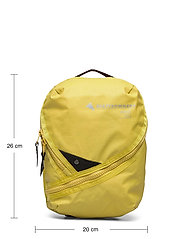 Klättermusen - Jera Travel Organizer 3L - sportstasker - dusty yellow - 4