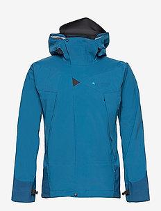 Allgrön 2.0 Jacket M's - vestes d'extérieur et de pluie - blue sapphire