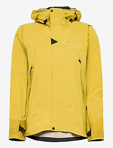 Allgrön 2.0 Jacket W's - wandel- en regenjassen - dusty yellow