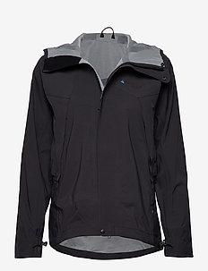 Allgrön 2.0 Jacket W's - frilufts- og regnjakker - raven