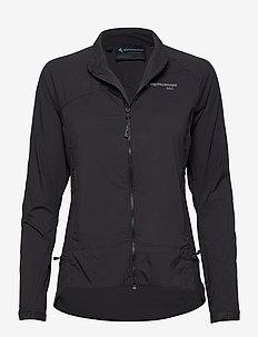 Nal Jacket W's - softshell-jackor - raven