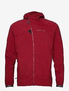 Nal Hooded Jacket M's - kurtki turystyczne - burnt russet