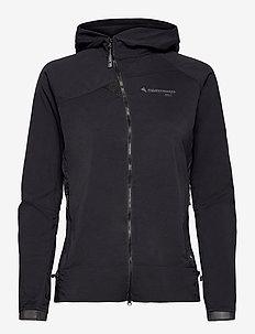 Nal Hooded Jacket W's - kurtki turystyczne - black
