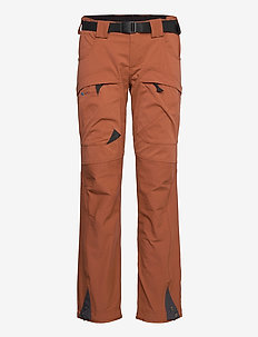 Gere 2.0 Pants Regular W's - wandelbroeken - dark rust