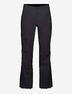 Asynja Pant M's - pantalon de randonnée - raven