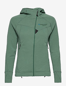 Njorun 2.0 Hoodie W's - sweatshirts en hoodies - brush green
