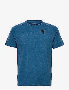 Fafne S/S Tee M's - sportstopper - blue sapphire
