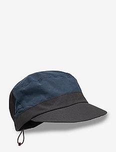 Grimner Cap - czapki - midnight blue-raven