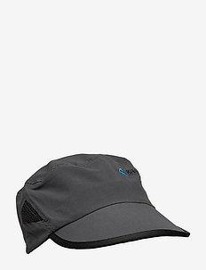 Vanadis Cap - czapki - dark grey