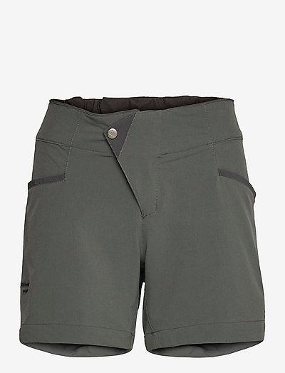 Vanadis 2.0 Shorts W's - spodenki turystyczne - dark grey