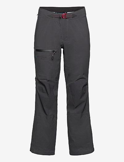 Andvare Pants M's - outdoorbukser - raven