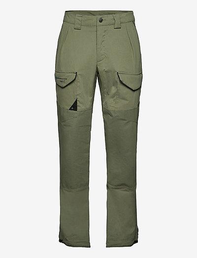 Grimner Pant M's - outdoorbukser - dusty green-dusty green