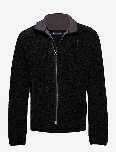 Skoll Zip M's - sweats basiques - charcoal