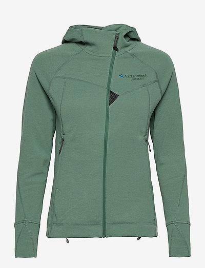 Njorun 2.0 Hoodie W's - sweatshirts & hoodies - brush green