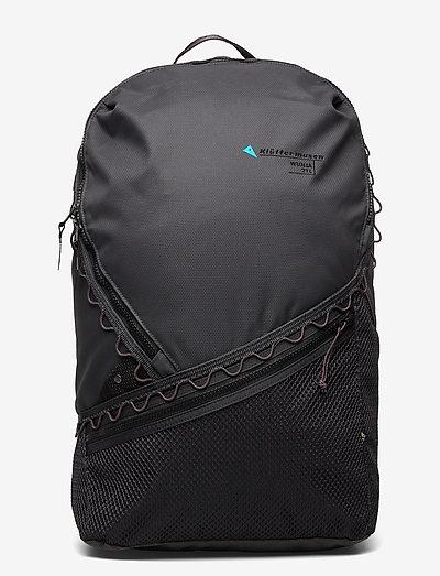Wunja Backpack 21L - sportstasker - raven