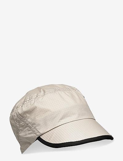 Ansur Cap - czapki - dove grey