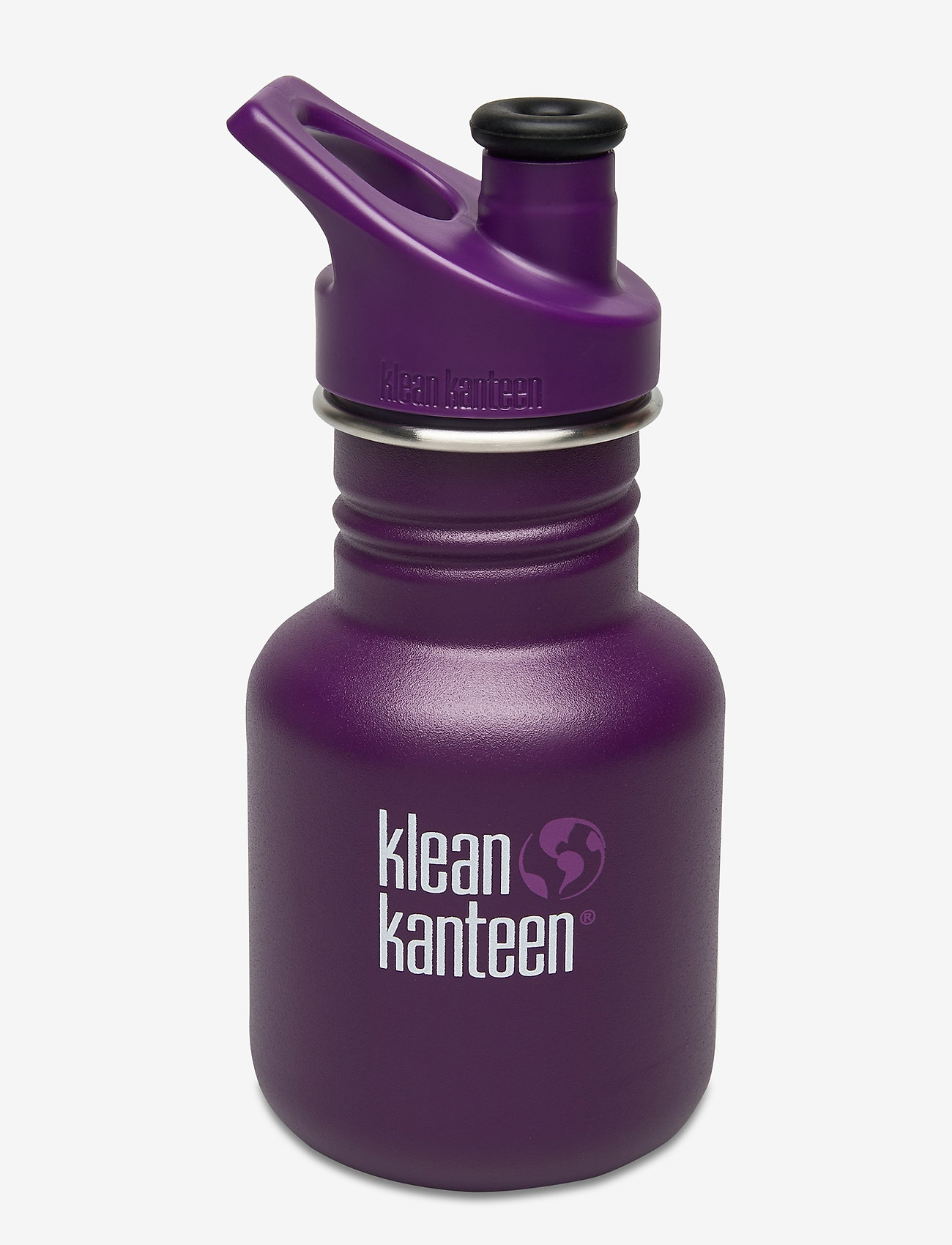 Klean Kanteen - Klean Kanteen Kid Classic Sport 355ml Ladder Truck - grape jelly - 0