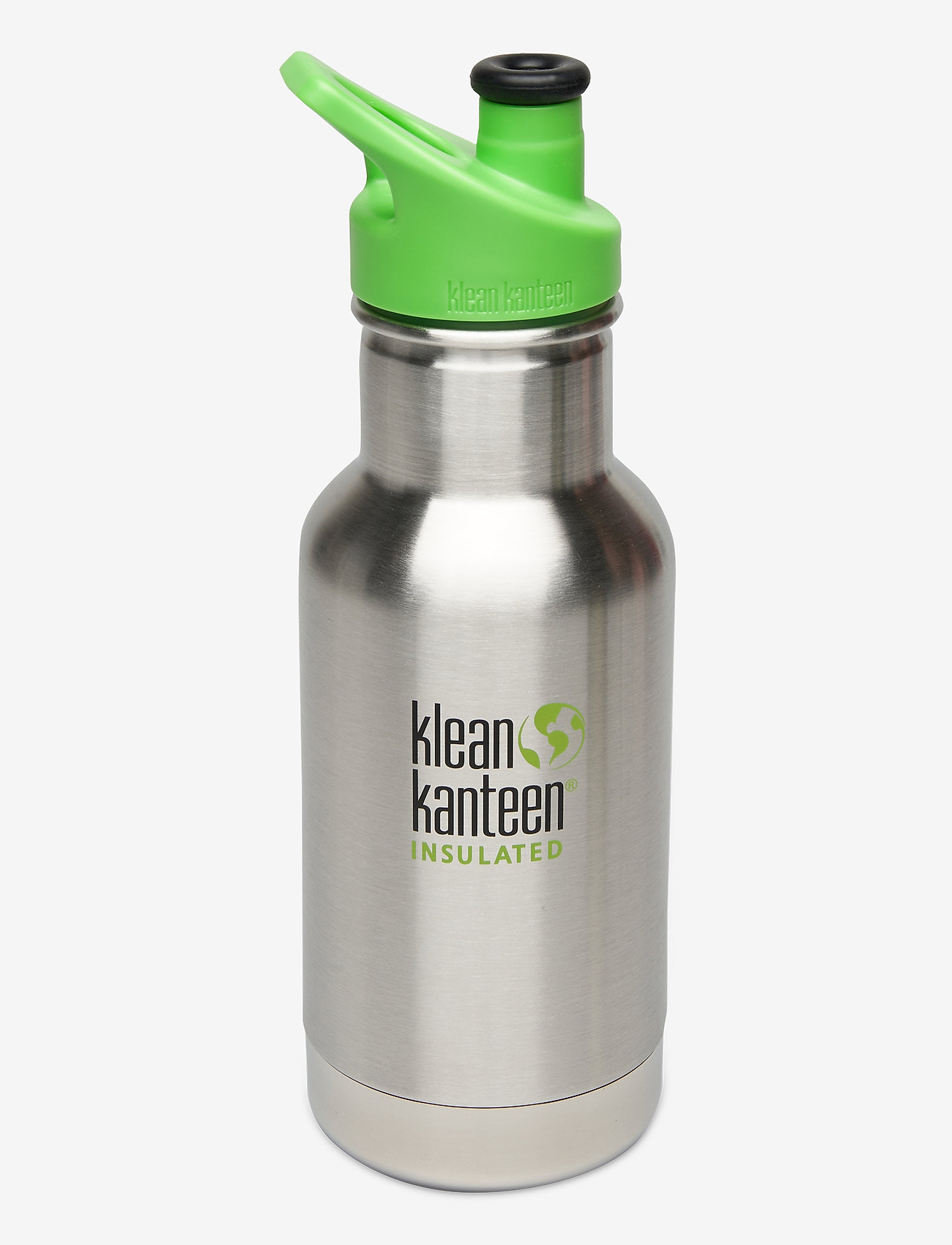 Klean Kanteen - Klean Kanteen Insulated Kid Classic 355ml Brushed Stainless - termoser - brushed stainless - 0