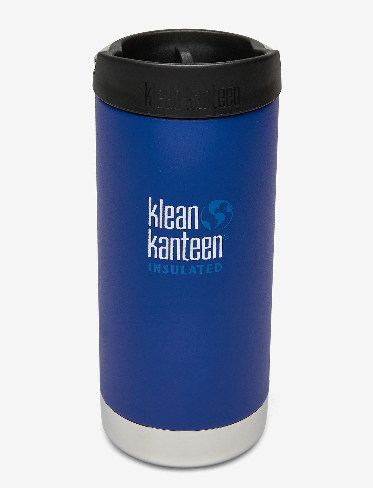 Klean Kanteen - Klean Kanteen TKWide 355ml Brushed Stainless - deep surf - 0