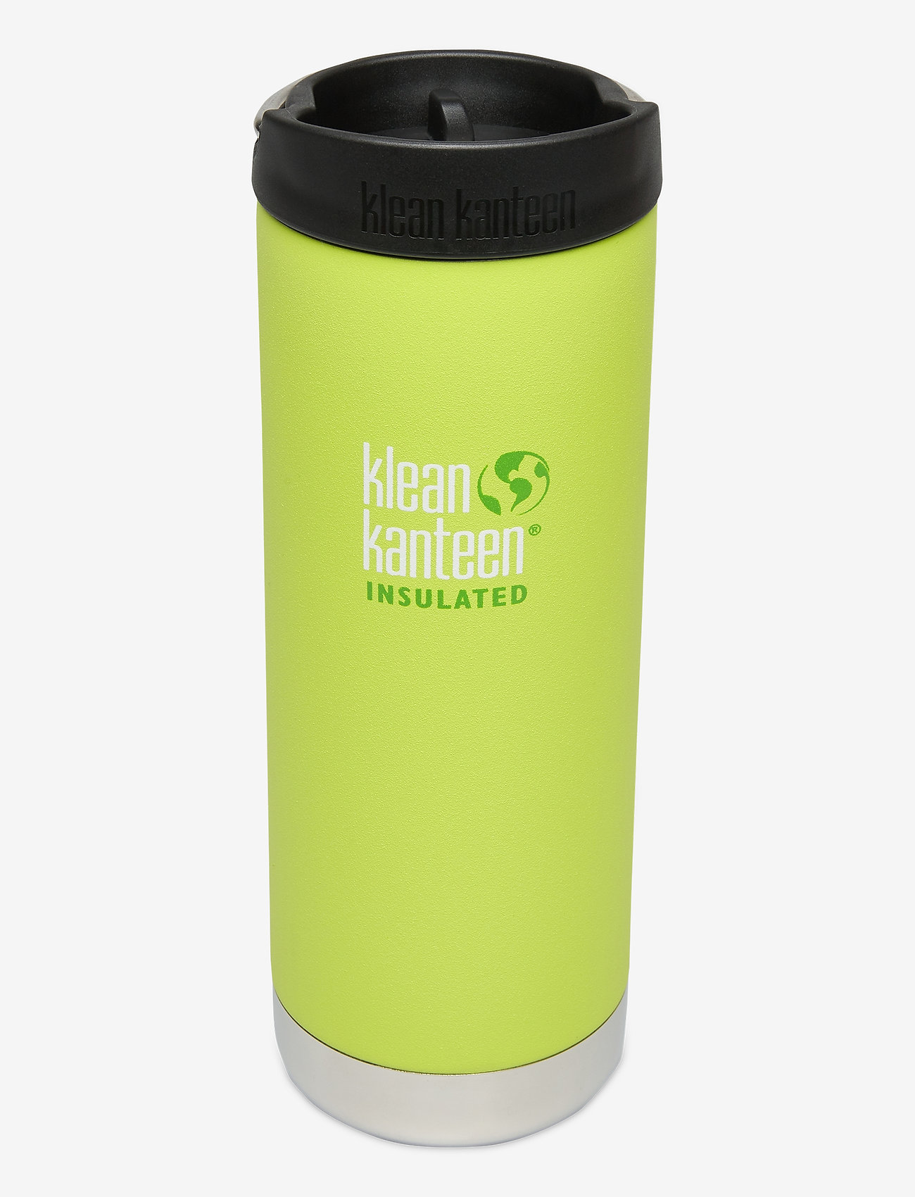 Klean Kanteen - Klean Kanteen TKWide 473ml Brushed Stainless - juicy pear - 0