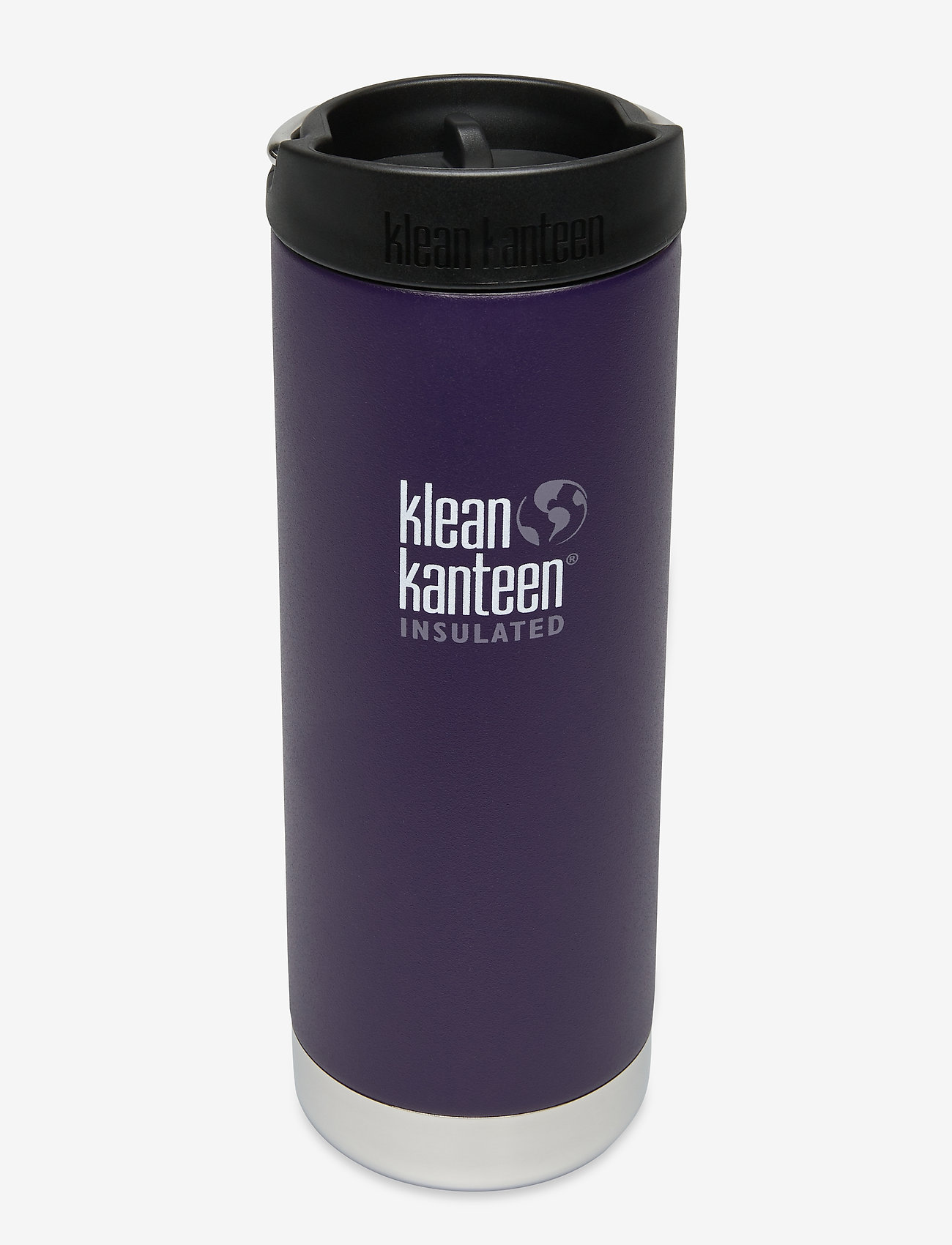 Klean Kanteen - Klean Kanteen TKWide 473ml Brushed Stainless - vannflasker og termoser - kalamata - 0