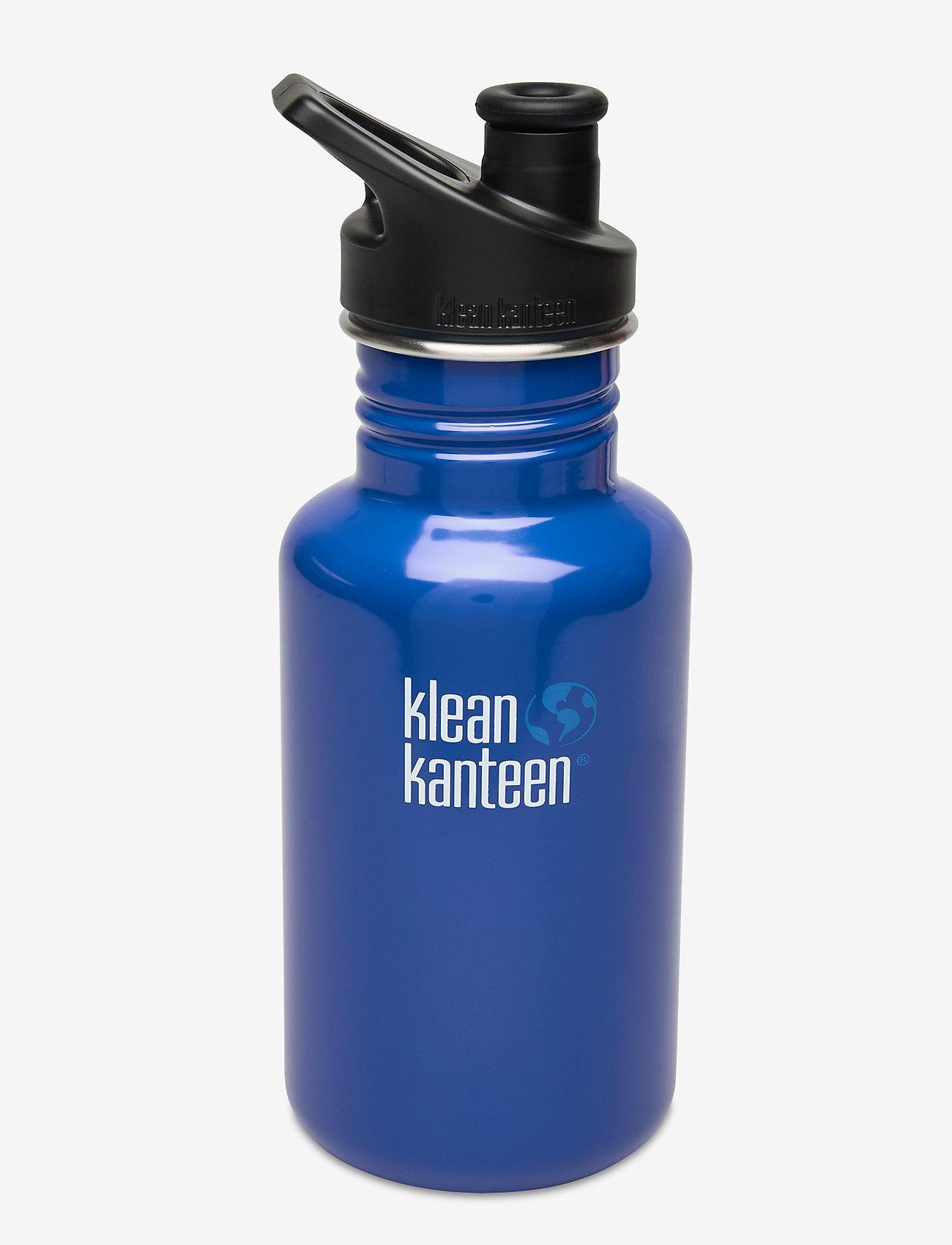 Klean Kanteen - Klean Kanteen Classic 532ml Brushed Stainless - accessories - coastal waters - 0