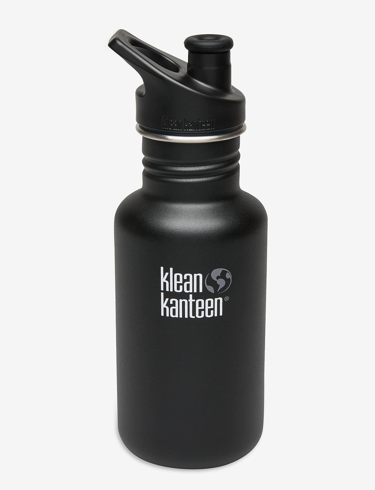 Klean Kanteen - Klean Kanteen Classic 532ml Brushed Stainless - shale black - 0