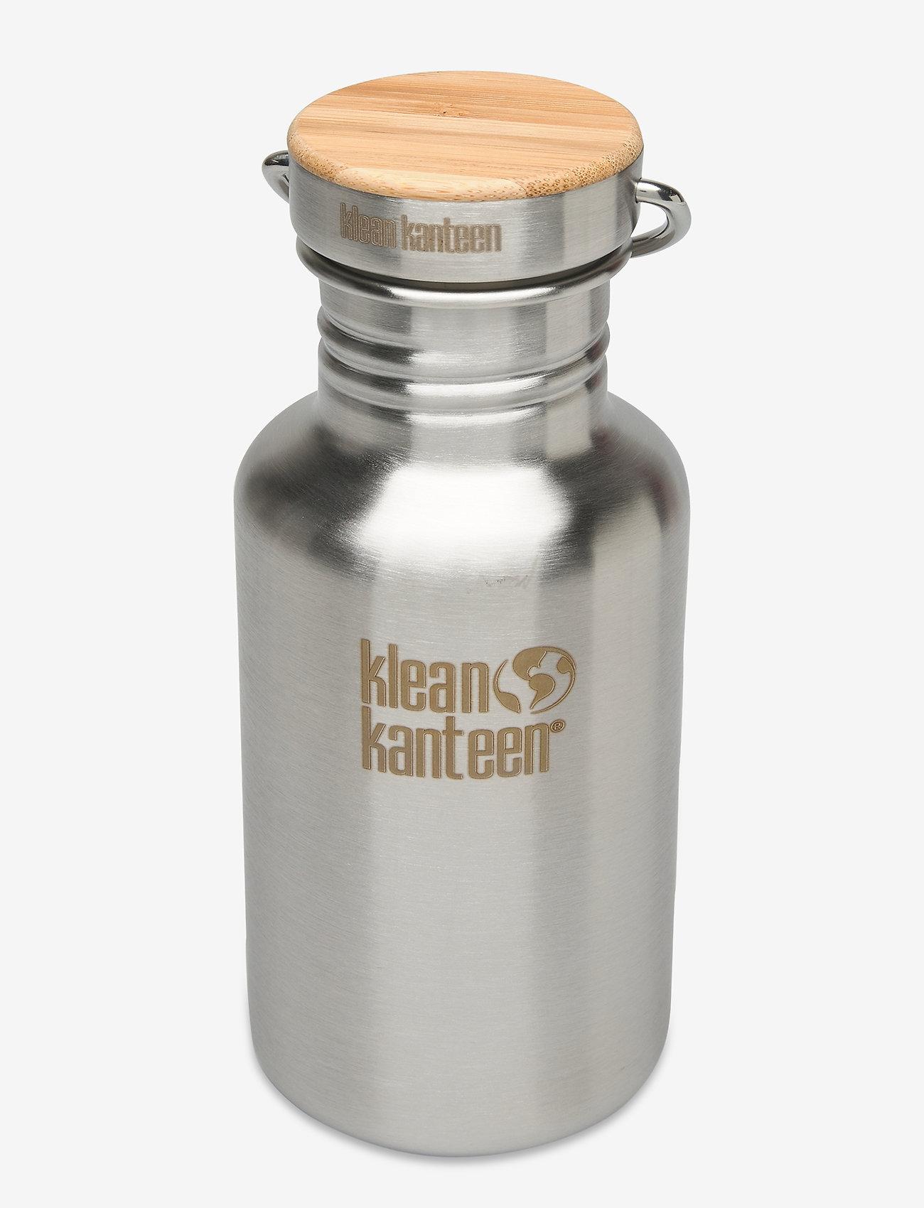Klean Kanteen - Klean Kanteen Reflect 532ml Brushed Stainless - brushed stainless - 0