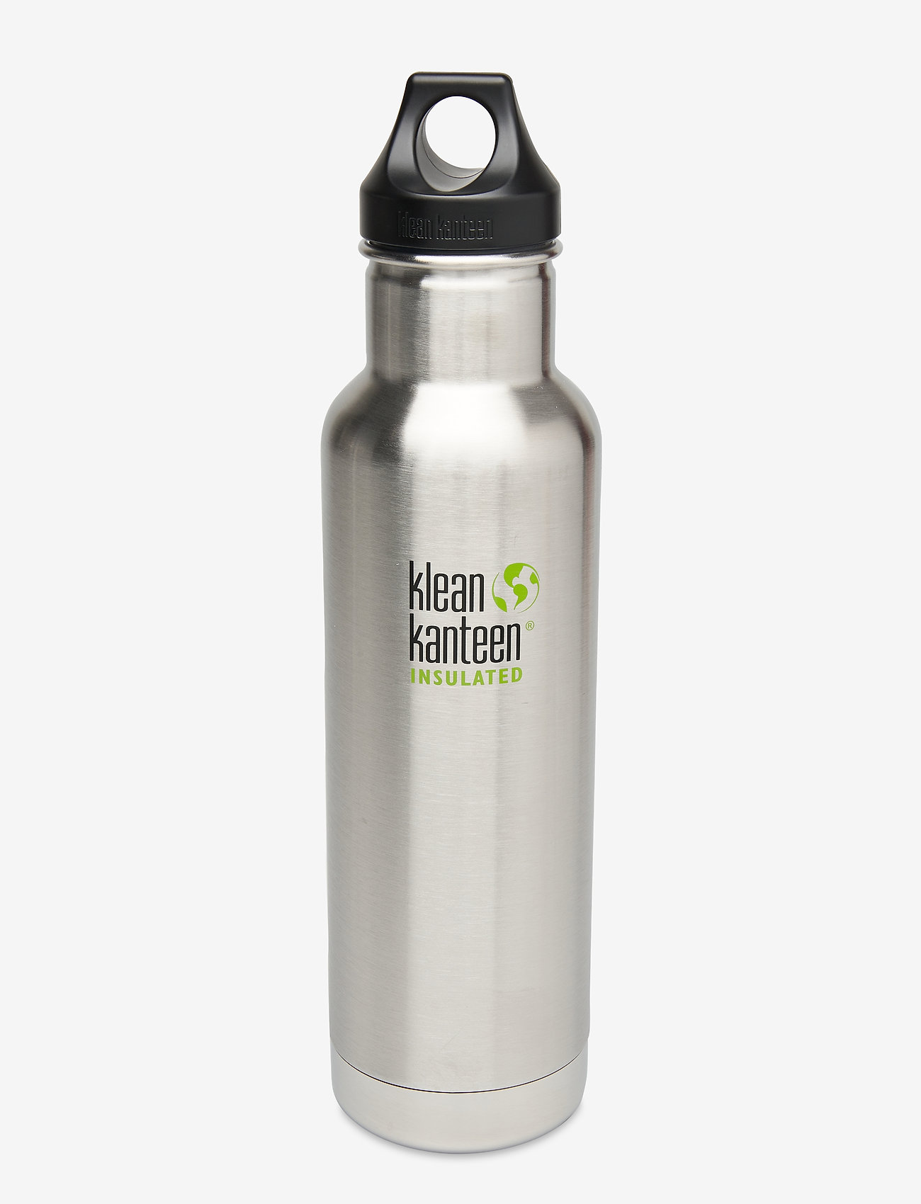 Klean Kanteen - Klean Kanteen Insulated Classic 592ml Brushed Stainless - vesipullot & termospullot - brushed stainless - 0