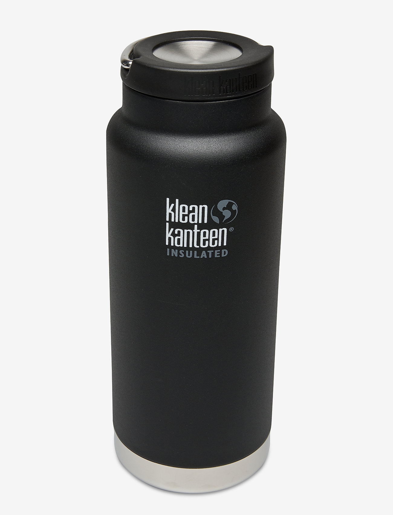 Klean Kanteen - Klean Kanteen TKWide 946ml Brushed Stainless - bouteilles et thermos - shale black - 0