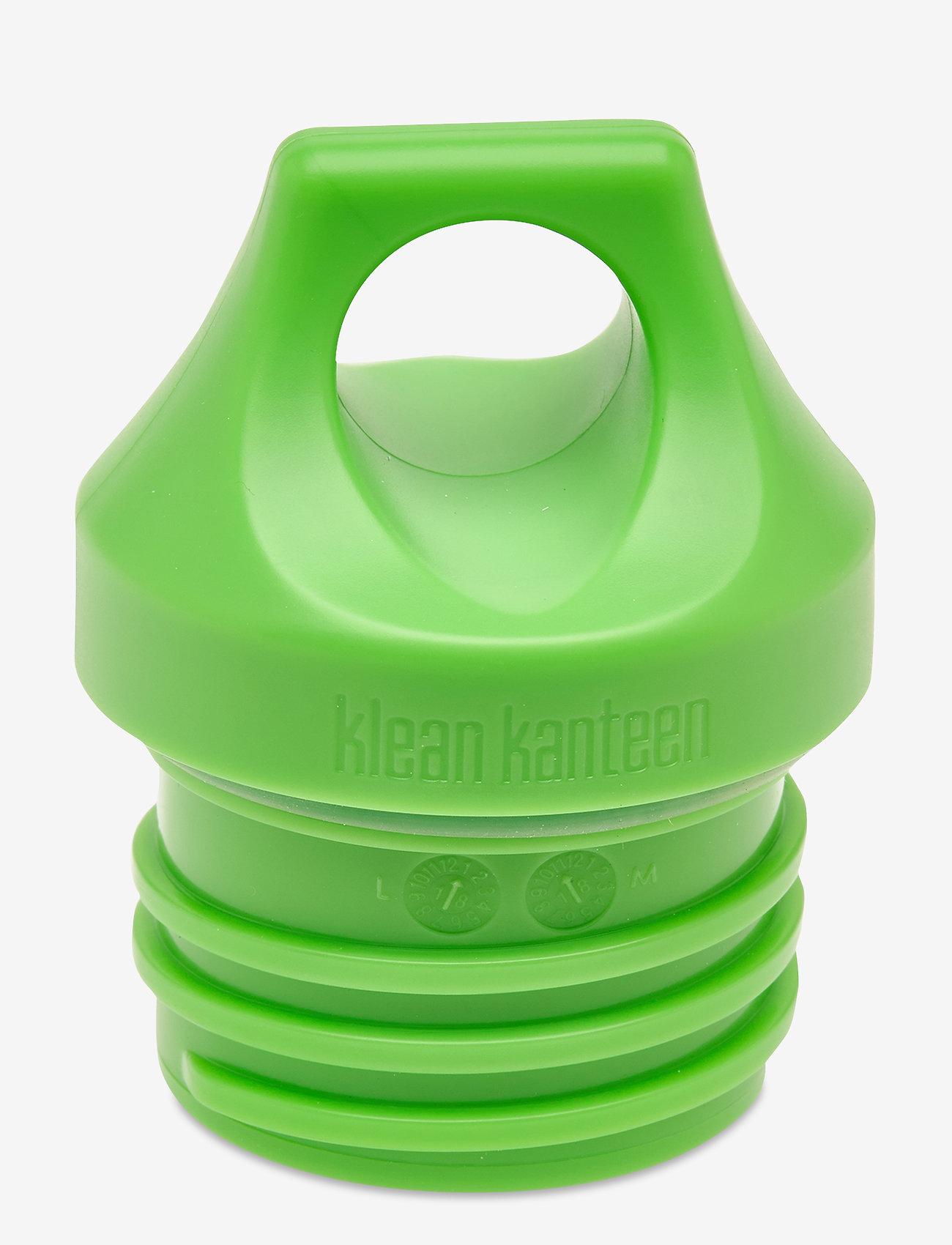 Klean Kanteen - Klean Kanteen Loop Cap Black - green - 0