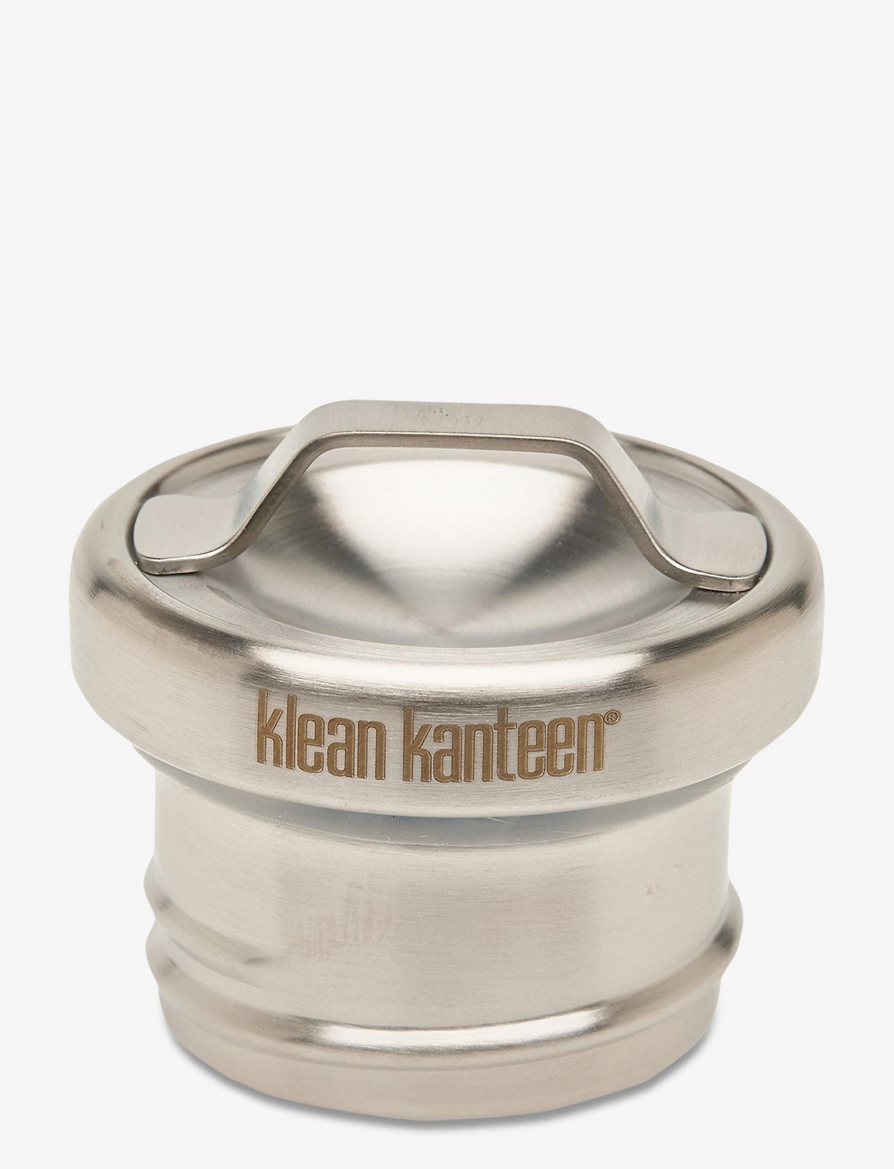 Klean Kanteen - Klean Kanteen Steel Loop Cap Brushed Stainless - brushed stainless - 0